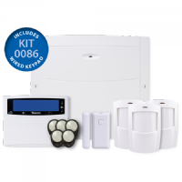 Texecom KIT-0086 64 Zone Wireless Kit with Wired Keypad